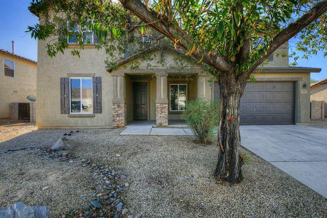 8167 W Eagle Heart Court, Tucson, AZ 85757 (#22029297) :: Tucson Property Executives