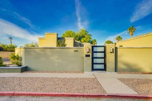 2201 E Mabel Street, Tucson, AZ 85719 (#22029317) :: The Local Real Estate Group | Realty Executives