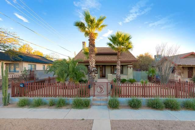 716 E Mabel Street, Tucson, AZ 85719 (#22029324) :: The Local Real Estate Group | Realty Executives