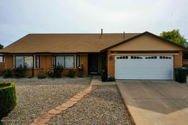 3524 Greenwood Drive, Sierra Vista, AZ 85635 (#22029330) :: Long Realty Company