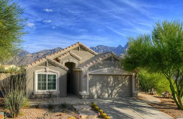 11792 N Labyrinth Drive, Oro Valley, AZ 85737 (#22029331) :: Keller Williams