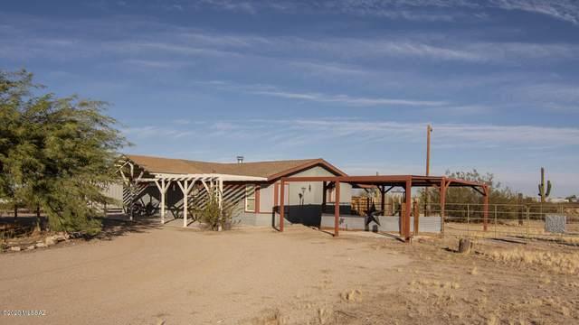29492 E Kittle Place, Marana, AZ 85658 (#22029340) :: Tucson Property Executives