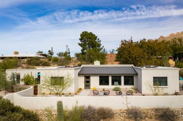 7011 N Camino De Las Candelas, Tucson, AZ 85718 (#22029347) :: Long Realty - The Vallee Gold Team