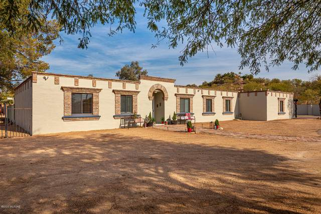2600 W Magee Rd, Tucson, AZ 85742 (#22029353) :: Keller Williams