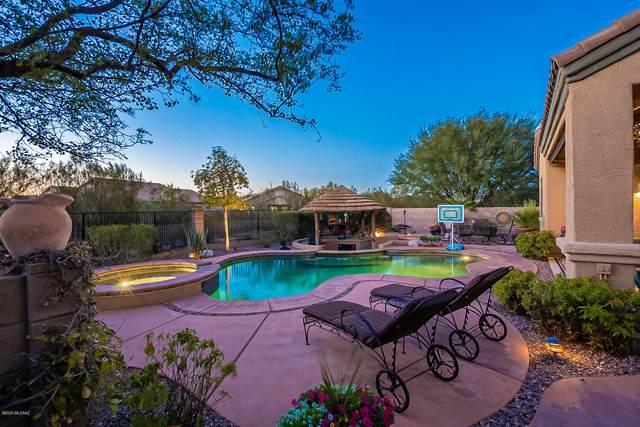 8055 N High Branch Drive, Tucson, AZ 85743 (#22029354) :: Long Realty Company