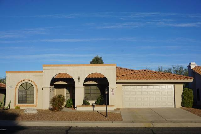 1389 E Bright Angel Drive, Oro Valley, AZ 85755 (#22029359) :: Keller Williams