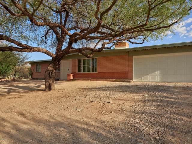 1328 S Avenida Conalea, Tucson, AZ 85748 (#22029362) :: Tucson Property Executives