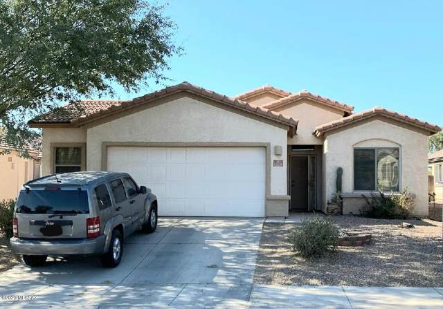 12659 N Crooked Willow Drive, Marana, AZ 85653 (#22029363) :: Long Realty Company