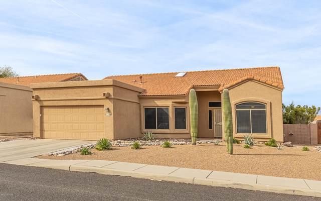 140 S Chelsea Park Place, Tucson, AZ 85748 (#22029369) :: Tucson Property Executives