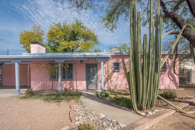 1315 E Duke Drive, Tucson, AZ 85719 (#22029371) :: Long Realty Company
