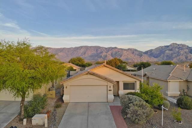 13236 N Mortar Pestle Court, Oro Valley, AZ 85755 (#22029376) :: Keller Williams
