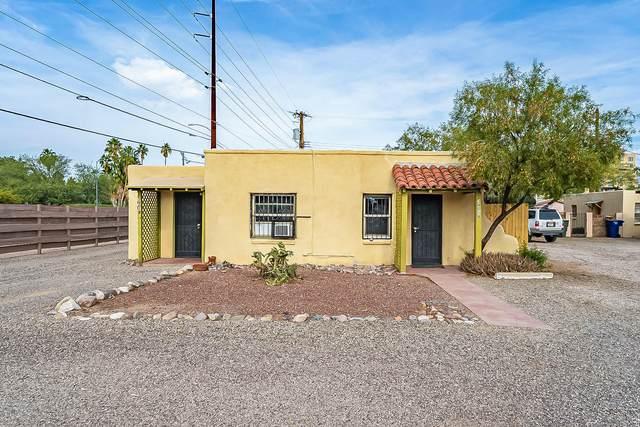 3901 E 17Th Street, Tucson, AZ 85711 (#22029399) :: Long Realty Company