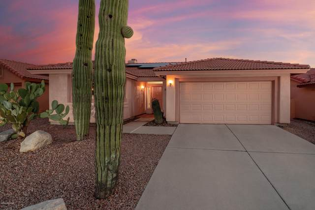 9982 N Woodstone Trail, Tucson, AZ 85742 (#22029405) :: Tucson Property Executives