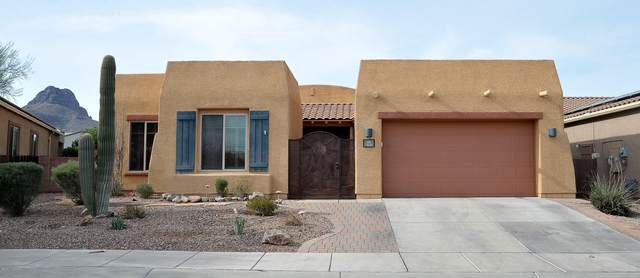 7821 N Blakey Lane, Marana, AZ 85743 (#22029408) :: Tucson Property Executives
