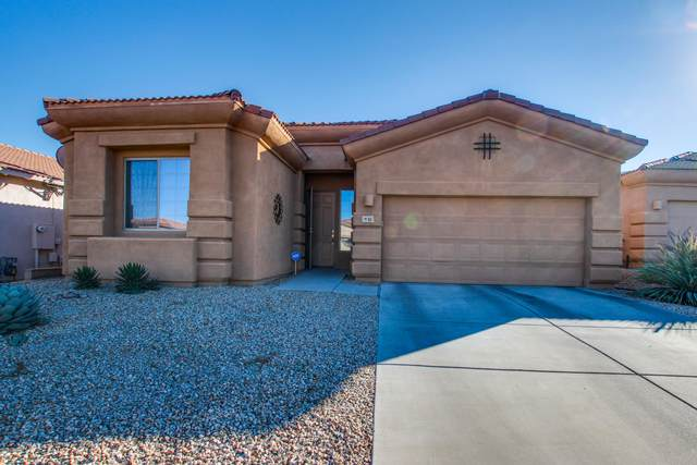 82 E Calle Del Capullo, Green Valley, AZ 85614 (#22029414) :: Long Realty Company