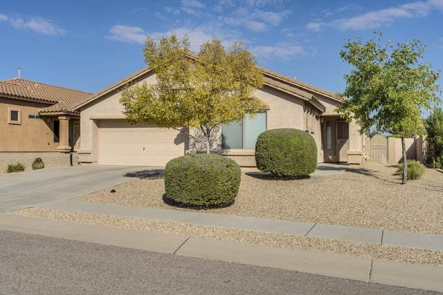 1550 N Via Arizpe, Green Valley, AZ 85614 (#22029425) :: Long Realty - The Vallee Gold Team