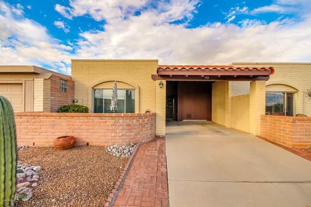 1434 W Via De Roma, Green Valley, AZ 85622 (#22029427) :: Tucson Property Executives