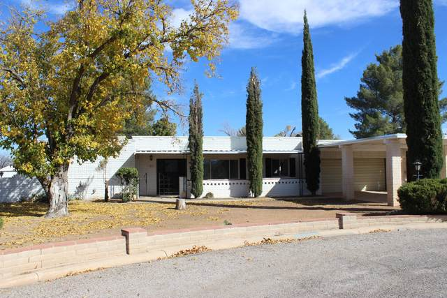 316 N Lundy Court, Pearce, AZ 85625 (#22029437) :: Keller Williams