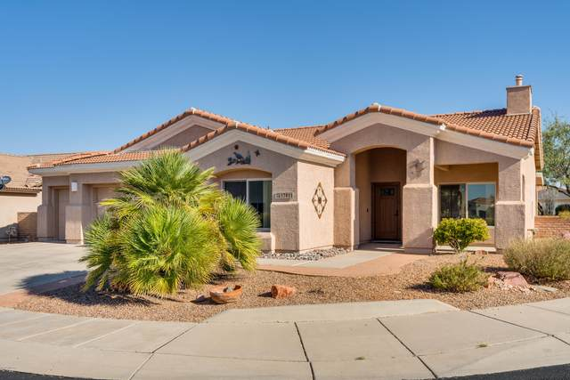 1761 E Bunting Road, Green Valley, AZ 85614 (#22029438) :: Long Realty Company