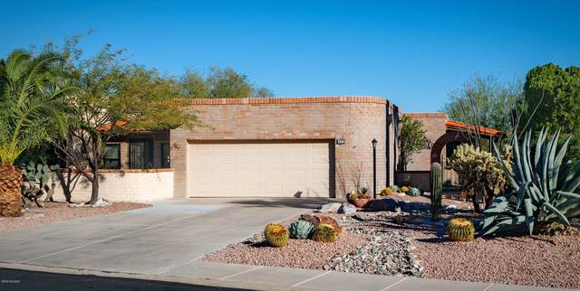 5356 N Fort Yuma Trail, Tucson, AZ 85750 (#22029448) :: Keller Williams