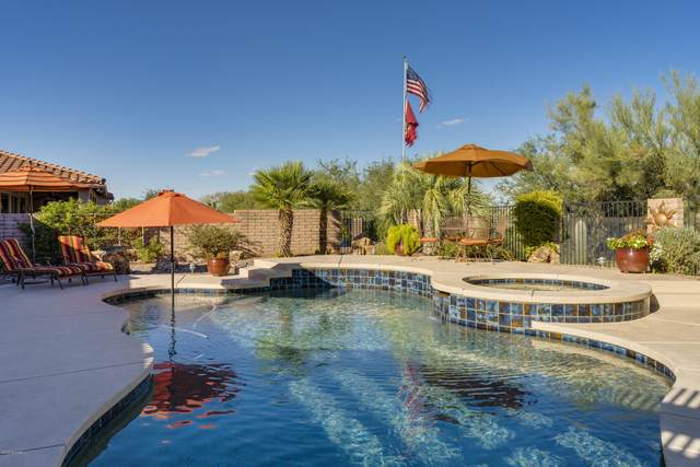 968 E Desert Horizon Drive, Green Valley, AZ 85614 (#22029450) :: Long Realty - The Vallee Gold Team