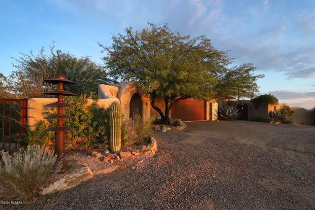 10750 W Calle Madero, Tucson, AZ 85743 (MLS #22029455) :: The Property Partners at eXp Realty