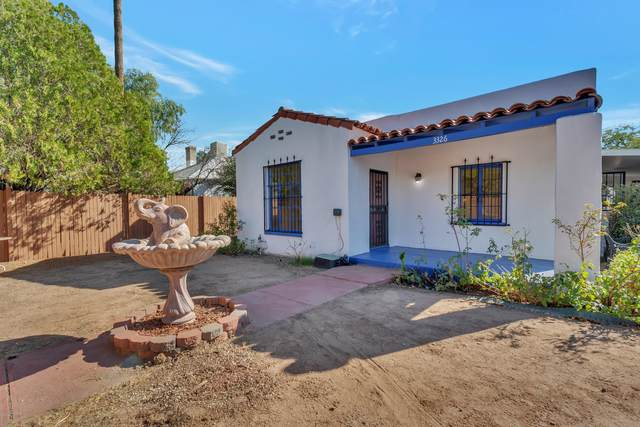 3326 E Pima Street, Tucson, AZ 85716 (#22029456) :: Keller Williams