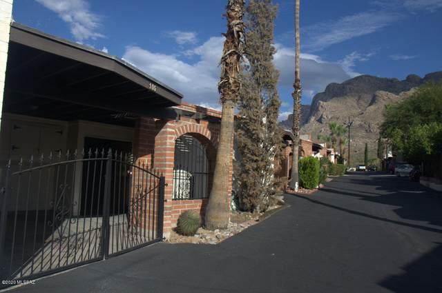 9111 N Oracle Road, Tucson, AZ 85704 (#22029458) :: Keller Williams