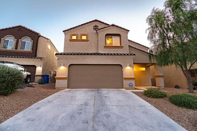 12246 E Metz Drive, Vail, AZ 85641 (#22029460) :: Long Realty - The Vallee Gold Team