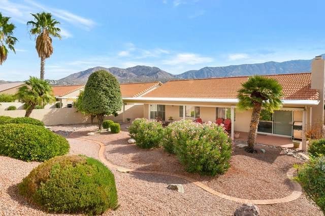 65540 E Canyon Drive, Tucson, AZ 85739 (#22029462) :: Kino Abrams brokered by Tierra Antigua Realty