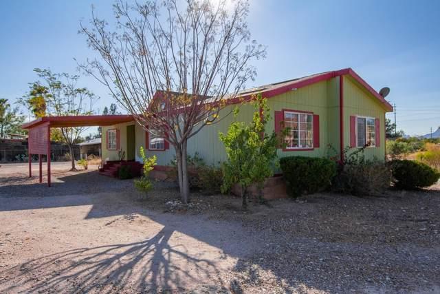 809 W Laguna Street, Tucson, AZ 85705 (#22029465) :: Gateway Realty International