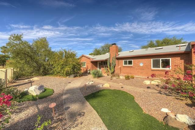 2827 E Monte Vista Drive, Tucson, AZ 85716 (#22029507) :: Keller Williams