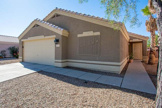2935 N Mountain Creek Way, Tucson, AZ 85745 (#22029515) :: Keller Williams