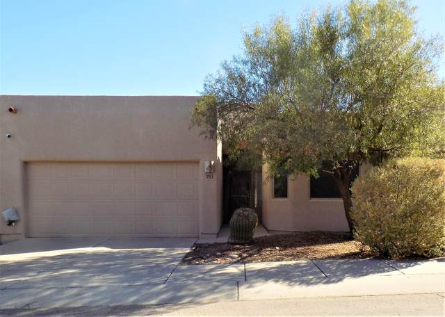 953 S Vuelta De Transicion, Green Valley, AZ 85614 (#22029519) :: Long Realty Company