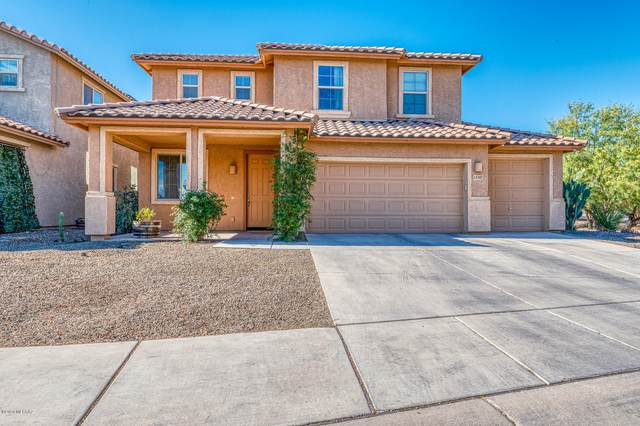 12747 N Greenberry Drive, Marana, AZ 85653 (#22029532) :: Long Realty Company