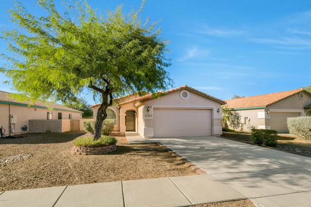 12213 N Brightridge Drive, Oro Valley, AZ 85755 (#22029533) :: Long Realty Company