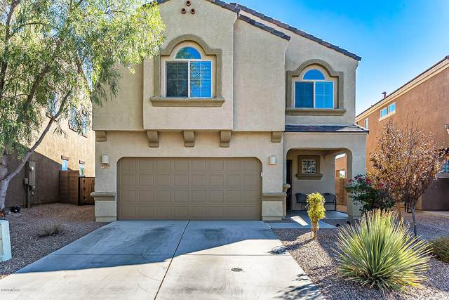 6289 W Yew Pine Way, Tucson, AZ 85743 (#22029534) :: Keller Williams