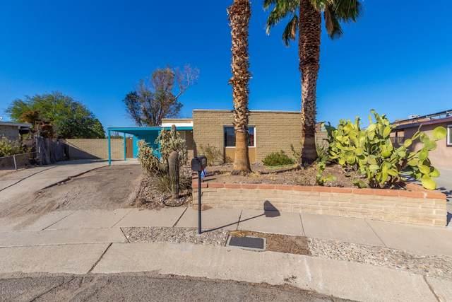 3448 S Victoria Place, Tucson, AZ 85730 (#22029535) :: Long Realty Company