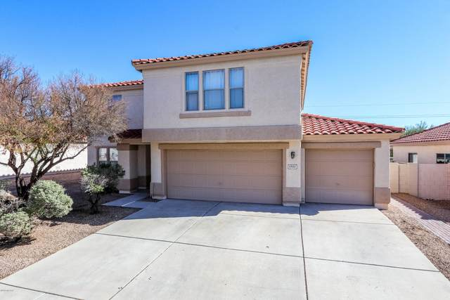 8502 N Deer Valley Drive, Tucson, AZ 85742 (#22029537) :: Long Realty - The Vallee Gold Team