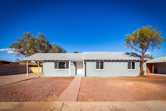 5323 E 20Th Street, Tucson, AZ 85711 (#22029542) :: Long Realty Company