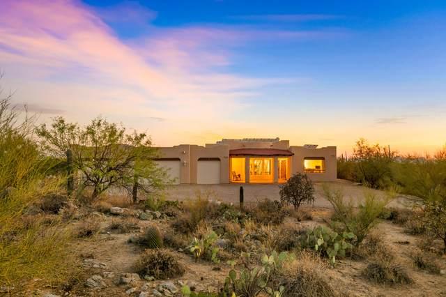 2695 W Cougar Canyon Trail, Tucson, AZ 85755 (#22029543) :: Long Realty Company