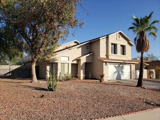 4971 W Condor Drive, Tucson, AZ 85742 (#22029545) :: Long Realty - The Vallee Gold Team
