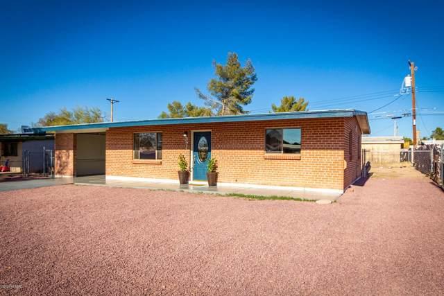 3719 E Frankfort Stravenue, Tucson, AZ 85706 (#22029547) :: Tucson Property Executives