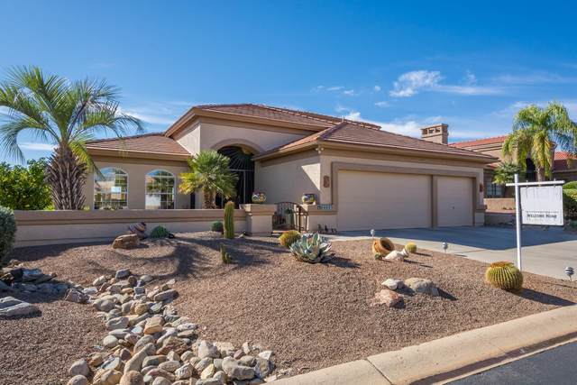 64489 E Squash Blossom Lane, Saddlebrooke, AZ 85739 (MLS #22029550) :: My Home Group