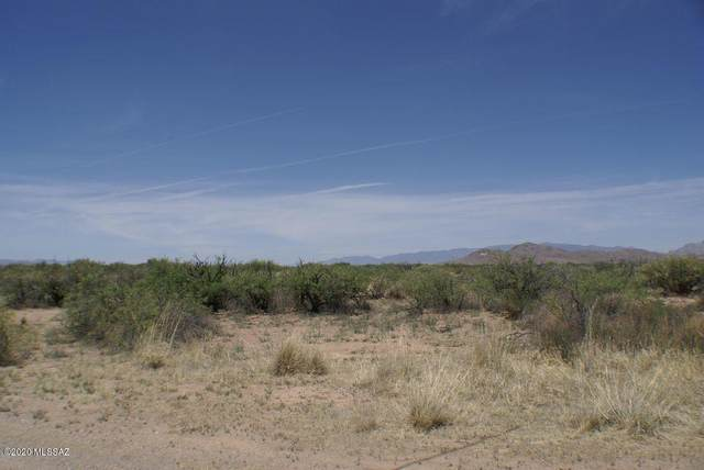 36 acres Circle B Ranch Road None, Willcox, AZ 85643 (MLS #22029554) :: My Home Group