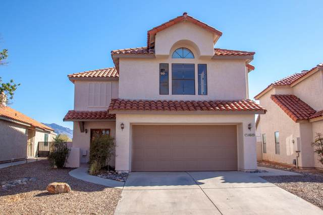 4645 W Lessing Lane, Tucson, AZ 85742 (#22029555) :: Long Realty Company