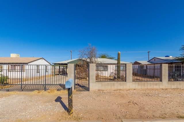3249 E Silverlake Road, Tucson, AZ 85713 (#22029559) :: Long Realty Company