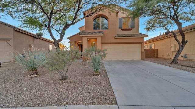 12827 N Bloomington Loop, Oro Valley, AZ 85755 (#22029561) :: Long Realty Company