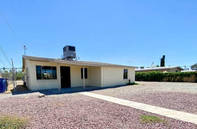 5842 E 26Th Street, Tucson, AZ 85711 (#22029569) :: Tucson Property Executives