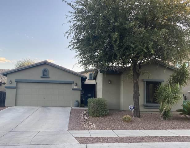 29 W Calle Tierra Sandia, Sahuarita, AZ 85629 (#22029574) :: Tucson Real Estate Group